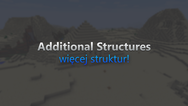 Additional Structures - więcej struktur!